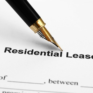 Model of letter for terminating a residential lease